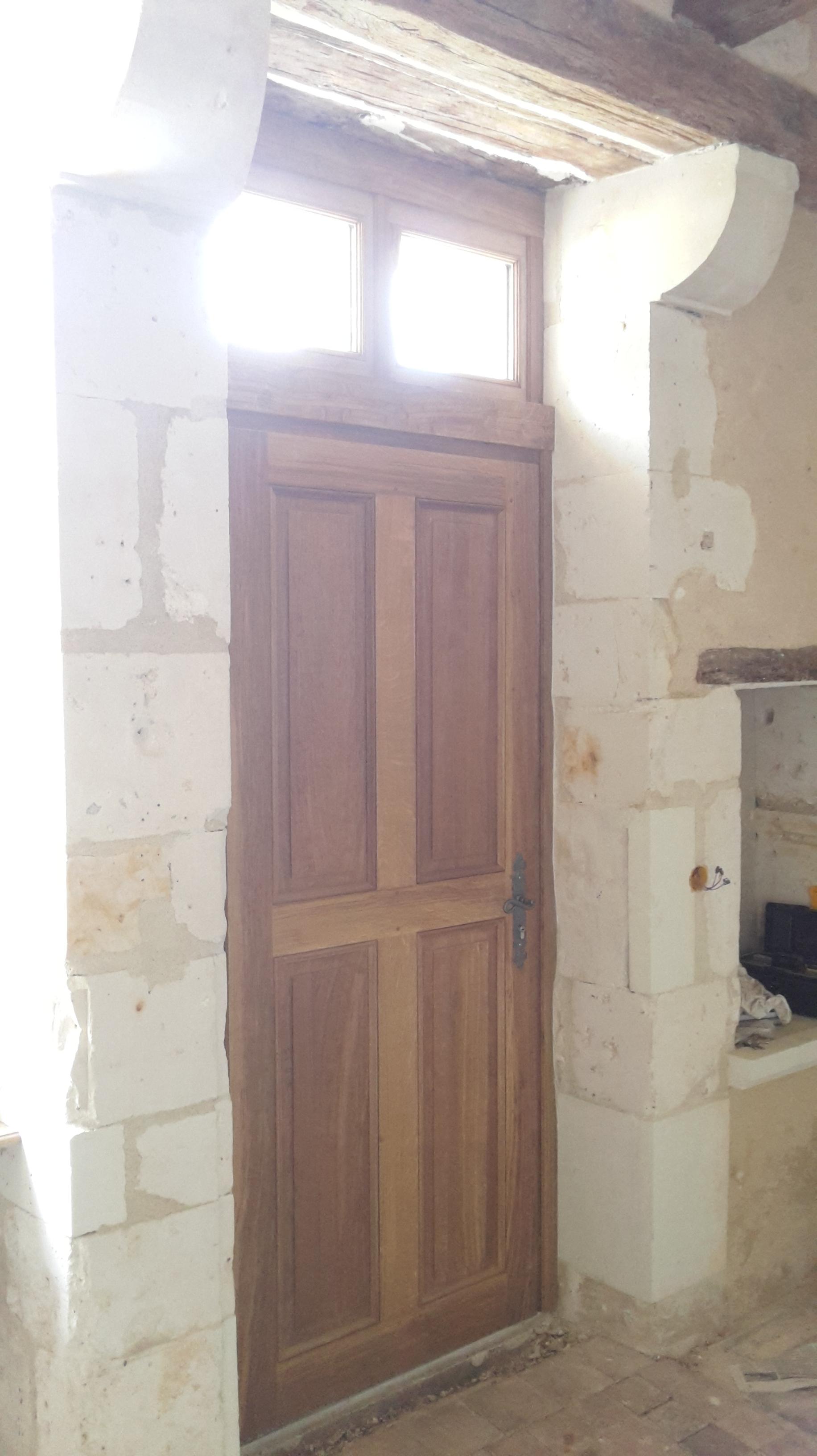 Portes d entr es fen tres ch ssis baies portails menuiserie eb nisterie teddy gandolfi - Adresse mail reclamation blanche porte ...