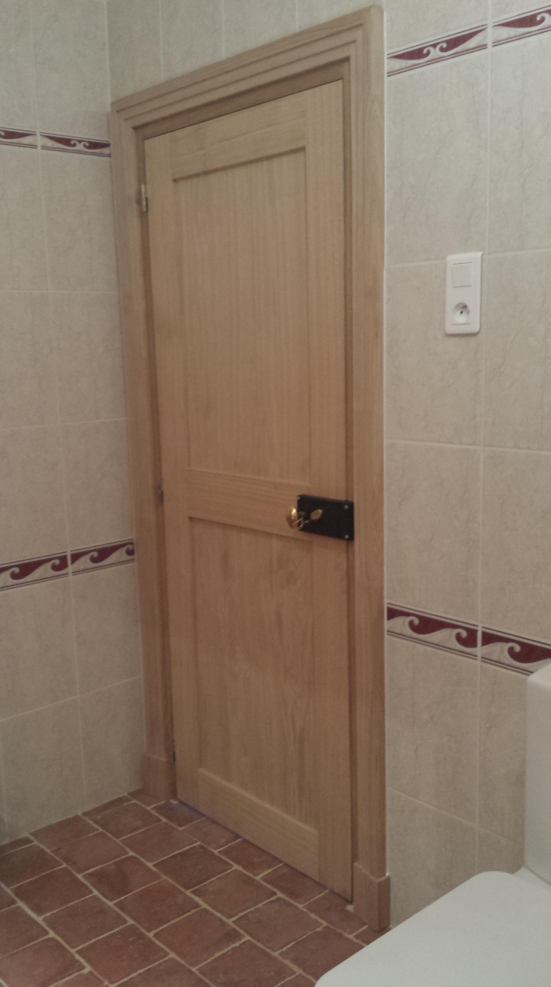 Portes d int rieur menuiserie eb nisterie teddy gandolfi for Menuiserie porte interieur
